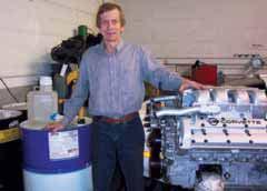 Corvette Expert Recommends AMSOIL