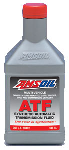 AMSOIL Transmission Fluid