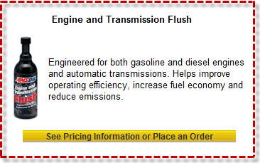 cleaning engine oil sludge flush