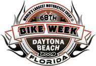 AMSOIL daytona bike week